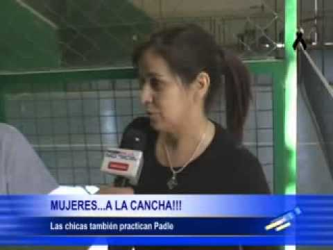 MUJERES...A LA CANCHA!!! Travel Video