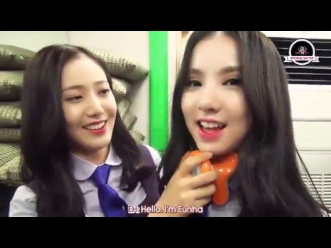 [ENG SUB] GFriend Rough Promotional Sketch