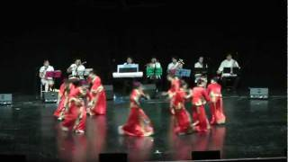 Download Chinese folk dance: A Warm Welcome MP3 song and Music Video