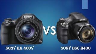 Sony DSC-HX400V vs Sony DSC-H400 (/B) (Straight to the point)