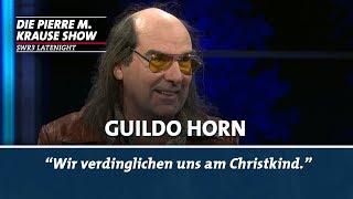 Guildo Horn über das Leben auf Weihnachtstour