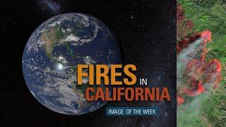 Fires Across California
