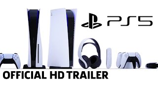 PlayStation 5 - Official World Premiere Hardware Reveal Trailer