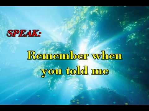 Alice Deejay - I want you back in my life - karaoke