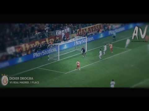 TOP 15 Goals Champions League 2012-13 [HD]
