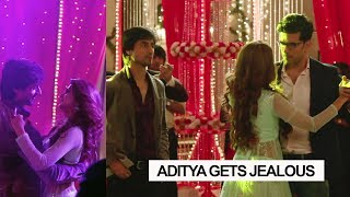Aditya POSSESSIVE towards Zoya | Bepannah | On Location + BTS | COLORS TV