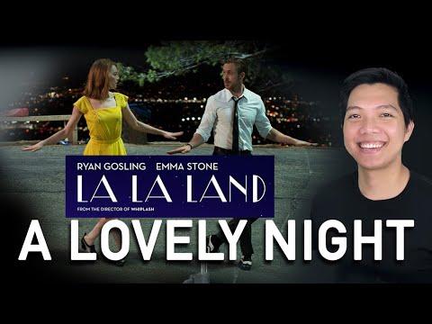 A Lovely Night (Sebastian Part Only - Karaoke) - La La Land