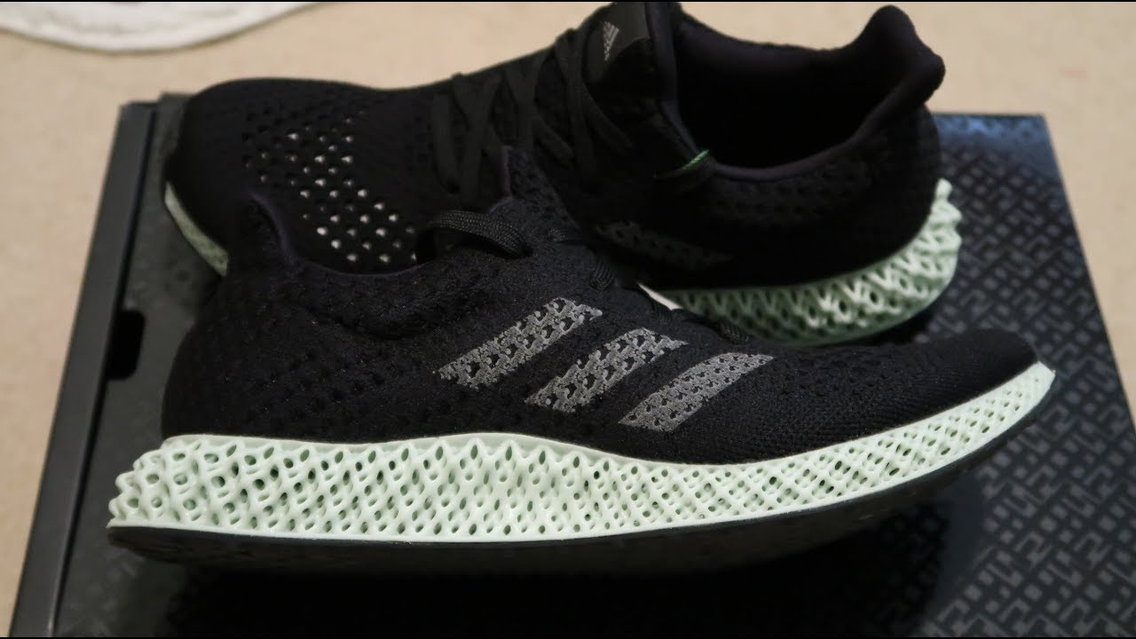 brand new be9c2 5f11d Adidas Futurecraft 4D