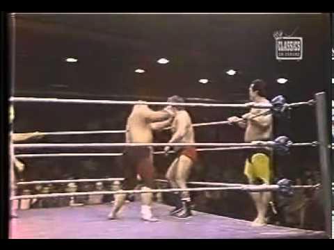 WWWF Tag Team Championship 1973/11/15 Hamburg, PA