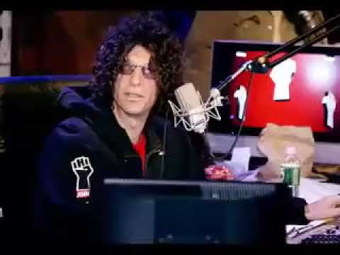 Howard Stern Show October 29 2018