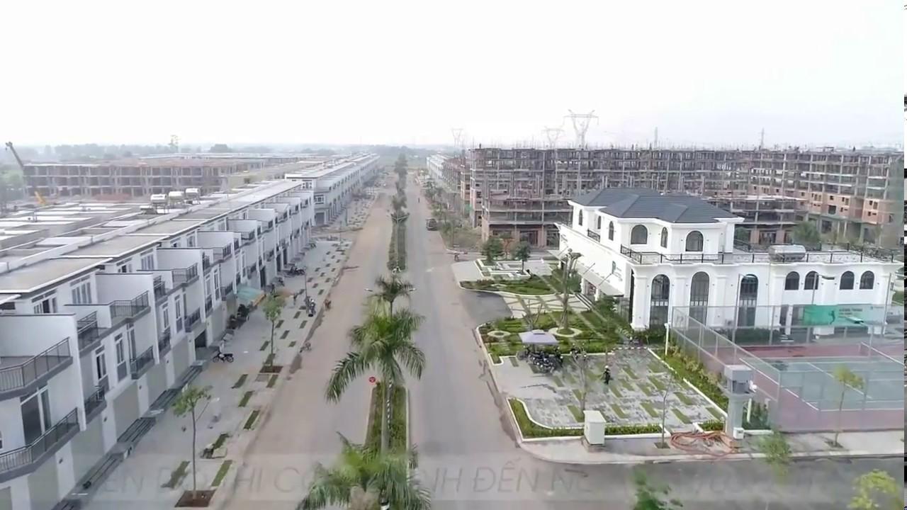 Khu Đô Thị Phúc An City Cập Nhật Tiến Độ NĂM 2018