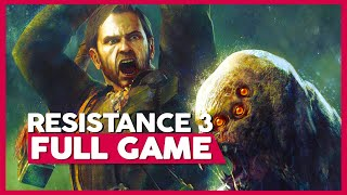 Resistance 3 | Full Gameplay/Playthrough | PS3 | No Commentary