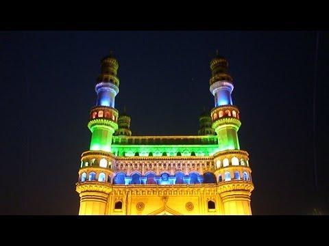 Hyderabad - Charminar Area, Chowmahalla Palace