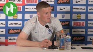 Jordan Pickford pays brilliant tribute to Wayne Rooney - England v Belgium | Russia World Cup 2018