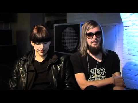 Interview Band of Skulls - Russell Marsden and Emma Richardson (part 4)