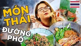 TÌM RA MÓN THÁI ĐƯỜNG PHỐ NGON NHẤT SÀI GÒN | THAILAND STREET FOOD | THÁNH ĂN TV