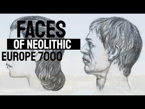 Faces of Neolithic Europe 7000 BCE–3500 BCE (Vinča, Butmir, Varna, Cucuteni Trypillian cul
