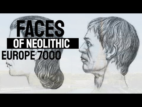 Faces of Neolithic Europe 7000 BCE–3500 BCE (Vinča, Butmir, Varna, Cucuteni Trypillian cul