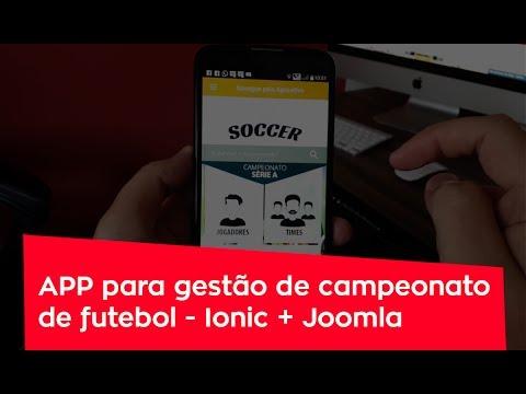 APP para gestão de campeonato de futebol de YouTube · Duração:  8 minutos 22 segundos