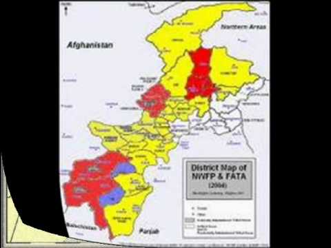 The unrecognized DURAND LINE pashtun land and history