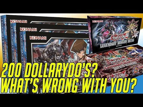 Old YGO Player Opens 200 Dollars in Yu-Gi-Oh Boxes - HurtboxCardsTV