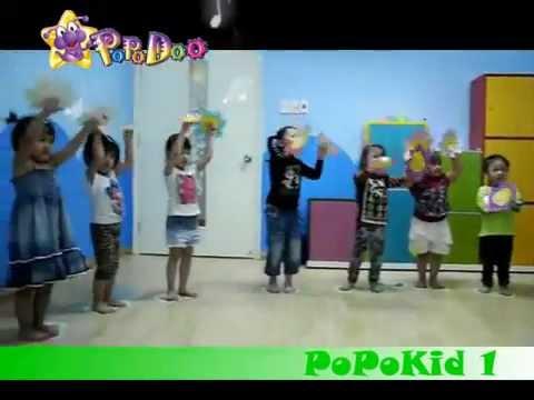 Tìm lớp tiếng anh trẻ em 3-6, 7-9, 10-12 tuổi tại Popodoo Hai Bà Trưng