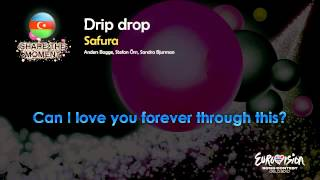 "Safura - ""Drip Drop"" (Azerbaijan) - [Karaoke version]"
