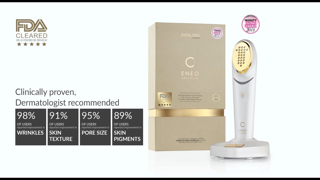 Download Eneo by Avologi - Best Medical Anti-Aging Device   Highlights