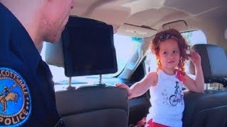 Mom Calls Cops On Her 3-Year-Old Daughter After Discovering What She Did In Backseat Of Car