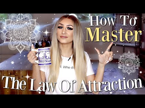 Why The Law Of Attraction Is NOT Working + How To Fix And MA