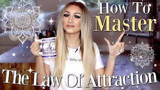 Why The Law Of Attraction Is NOT Working + How To Fix And MASTER It ✨