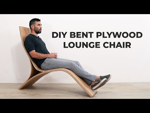 bending-plywood-to-make-a-lounge-chair-|-#rocklerbentwoodchallenge