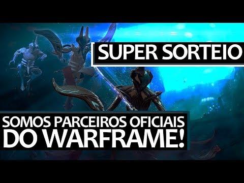 Somos Parceiros Oficiais do Warframe! Super Sorteio: 600plat [PS4], 2000plat [PC], 75plat [XB1] thumbnail