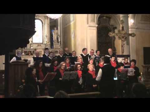 Coro Tre Ponti - Soli Deo Gloria - Chiesa parrocchiale di Borgo Ticino - 8 dicembre 2014