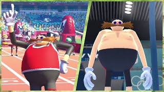 All 24 Events (Eggman gameplay) | Mario & Sonic at the Olympic Games Tokyo 2020 (Switch)