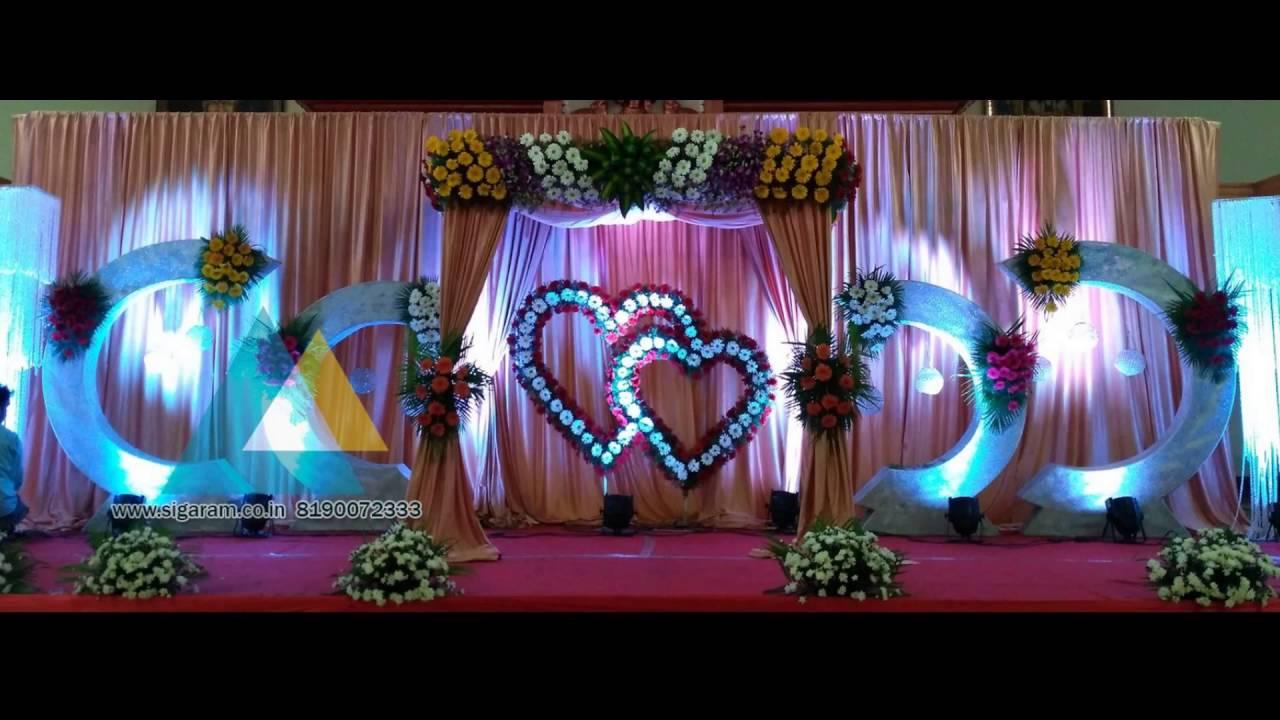 32  Amazing Pelli Mandapam Vedika Stage for Pelli Mandapam Vedika Stage Decorations  585ifm