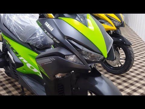 2018 Yamaha Aerox   Yamaha Scooter   Spec   Features   Price 2018
