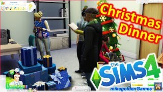 A Christmas Dinner | The Sims 4 Episode 4