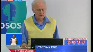 Utafiti wa IPSOS : Umarufu wa Wagombea Urais kati ya Uhuru Kenyatta na Raila Odinga