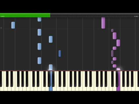 EMOTIONAL 🎹   Written On My Heart (Tutorial) [👇🏼 SHEET MUSIC/MIDI 👇🏼]