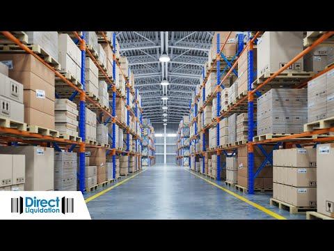 Direct Liquidation: Wholesale Auctions of Surplus Merchandise