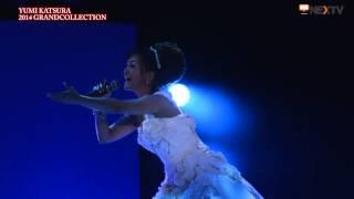 Tomomi Kahara - Amazing Grace YUMI KATSURA 2014 GRAND COLLECTION 桂...