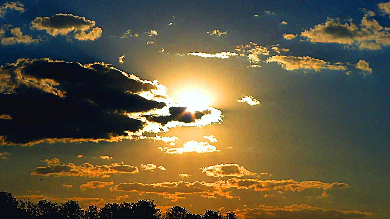 фото небо солнце