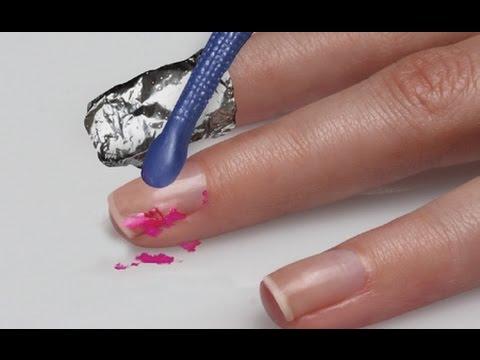 Почему гель лак держится плохо на ногтях