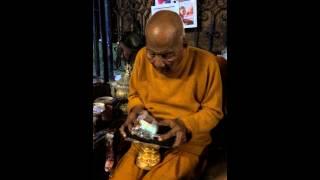 Luang Phor Kaew Wat Sapphanmaikien 百岁高僧