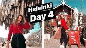 Helsinki Day 4   Cafe Regatta   Sibelius Monument   Allas sea pool   Uspenski Cathedral