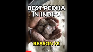 Dharwad Pedha - The best Indian sweet