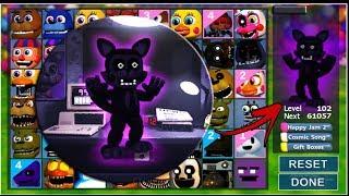 Adventure Shadow Candy In FNaF World (Mod)
