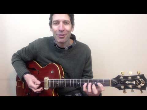 "Four-Minute Guitar Lesson with TAB : ""Let"