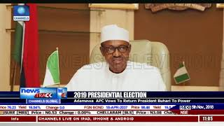 Adamawa APC Vows To Return President Buhari To Power In 2019